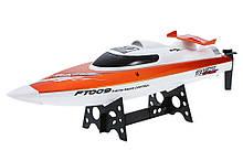 Катер на радиоуправлении Fei Lun FT009 High Speed Boat (оранжевый)