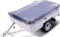 Тент для легкового прицепа МАЗ -8114 Зубрьонок 1.60м х 1.50м  ПВХ Еврофура