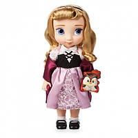 Кукла дисней аниматор принцесса малышка Аврора Disney Animators' спящая красавица 2019, фото 1