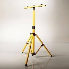 Стойка для фонарей Tiross TS-1849 длина 1,5 метра на два фонаря