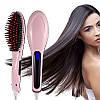 Pасческа-выпрямитель Fast Hair Straightener HQT-906