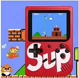 Игровая консоль с джойстиком GAME SUP 6927, желтая, фото 5