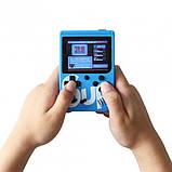 Игровая консоль с джойстиком GAME SUP 6927, желтая, фото 8