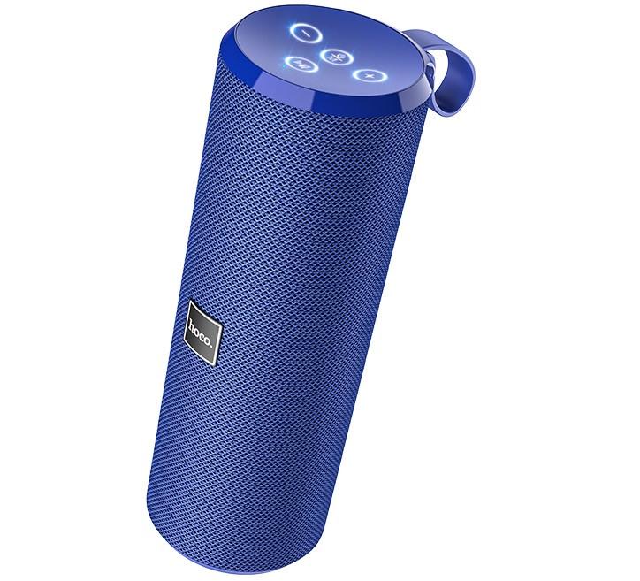 Портативная Bluetooth колонка HOCO Voice sports BS33, синяя