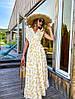 """Сарафан """"Габріела"""" , тканина:натуральна бавовна. Розмір: 42-46 .Різні кольори (2262), фото 2"""