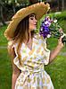 """Сарафан """"Габріела"""" , тканина:натуральна бавовна. Розмір: 42-46 .Різні кольори (2262), фото 3"""