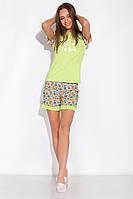 Пижама женская 107P2-2 (Салатовый)