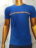 Мужская футболка MSY. 42668-8343(si). Размеры: M,L,XL,XXL., фото 2