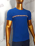 Мужская футболка MSY. 42668-8343(si). Размеры: M,L,XL,XXL., фото 4
