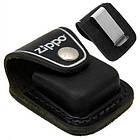 Чехол Zippo с клипсой черный 121633, фото 2