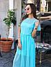 """Платье """"Мечта"""", ткань: шифон в горошек. Размер:42-44 .Разные цвета (2267), фото 4"""
