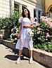 """Платье """"Мечта"""", ткань: шифон в горошек. Размер:42-44 .Разные цвета (2267), фото 6"""
