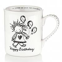 Чашка С днем рождения