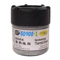 Термопаста GD900-1 30г, с серебром, 6 Вт/м*K