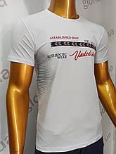 Мужская футболка MSY. 42666-8342(b). Размеры: M,L,XL,XXL.