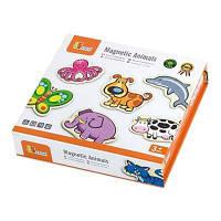 Развивающая игрушка Viga Toys В мире животных 20 шт, магнитные (58923)