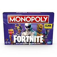 Настольная игра Hasbro Монополия Фортнайт (анг) (E6603)