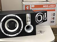 MYSTERY MBB-254A активный сабвуфер в корпусе