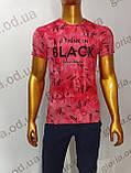 Мужская футболка MSY. 11231-8333. Размеры: M,L,XL,XXL., фото 4