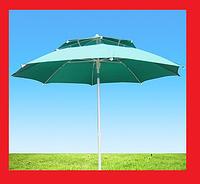 Зонт 2,7 м. з подвійним клапаном