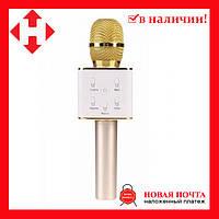 Беспроводной микрофон караоке Q7 MS, фото 1