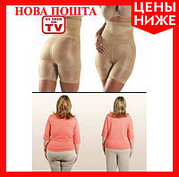 Белье для коррекции фигуры California Beauty Slim N Lift | Утягивающие шорты с высокой талией L