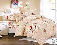 Комплект постельного белья Casa New Fashion Евро 230х250 см Ранфорс CasaNewFashion M-444 (M-444)