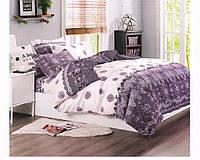 Комплект постельного белья Casa New Fashion Евро 230х250 см Ранфорс CasaNewFashion E-1022 (E-1022)