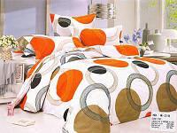 Комплект постельного белья Casa New Fashion Евро 230х250 см Ранфорс CasaNewFashion M-218 (M-218)