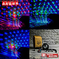 Проектор комнатный LED Stage Effect Light №7, фото 1