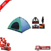 Палатка-трансформер туристическая 2,5 м*2,5 м, фото 1