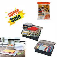 Вакуумные пакеты для хранения вещей 80*110 (V-S), фото 1