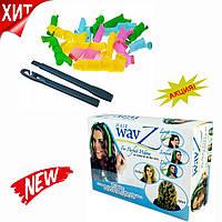 Бигуди спиральные Hair WavZ 50 см, фото 1