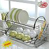 Сушилка для Посуды Kitchen Storage Rack Стойка для Хранения Посуды  (V-212)