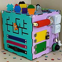 Бизикуб / бизиборд / busyboard. Найкращий подарунок для вашої дитини. Суперціна!!!