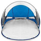 Пляжная палатка с уфа защитой (926784) Spokey 190x120x90 см Бело-синий, фото 2