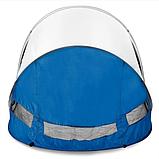 Пляжная палатка с уфа защитой (926784) Spokey 190x120x90 см Бело-синий, фото 3