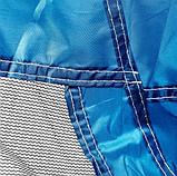 Пляжная палатка с уфа защитой (926784) Spokey 190x120x90 см Бело-синий, фото 4