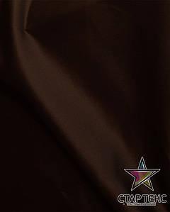 Атлас матовый прокатный Темно-коричневый