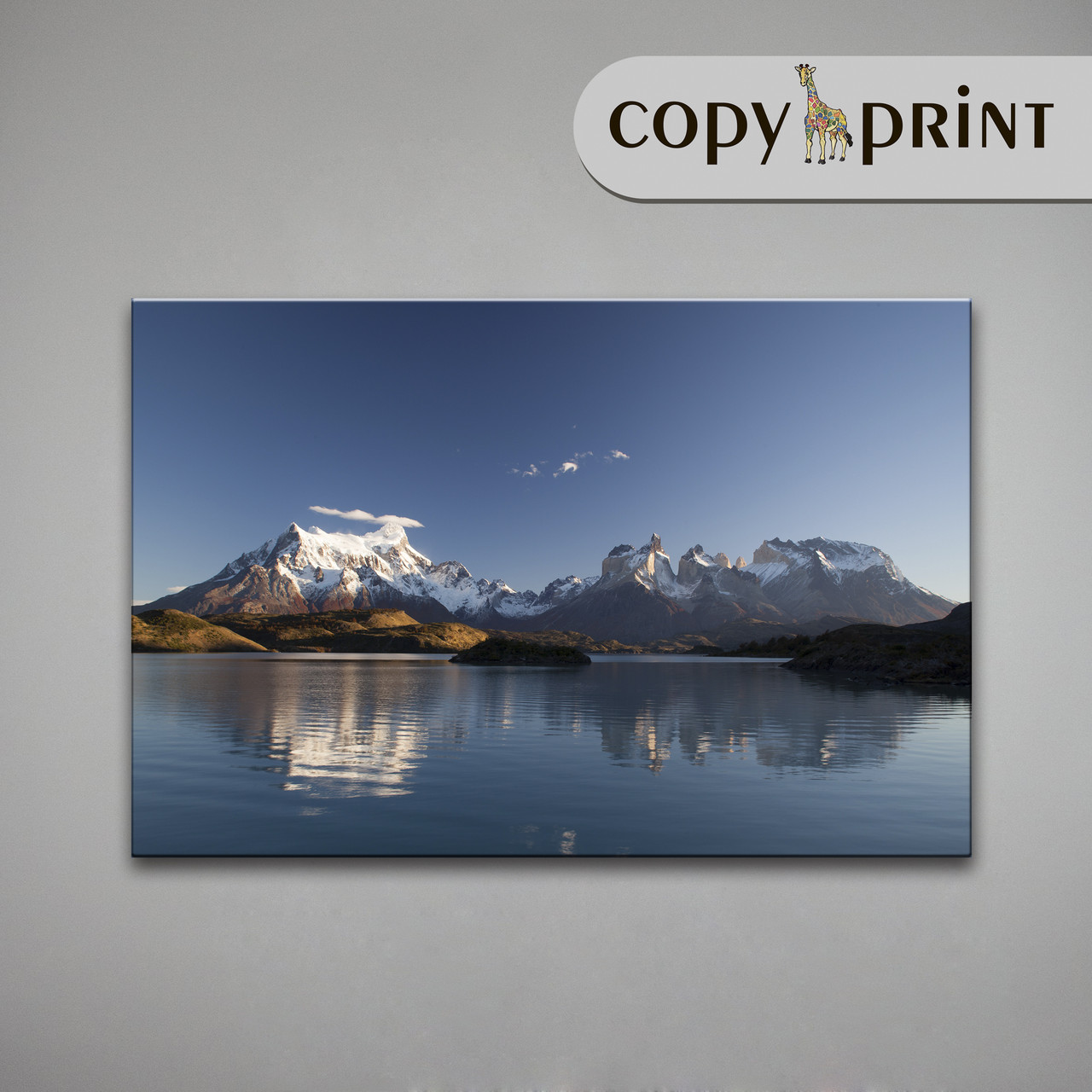 Картина на холсте: Горы Чили