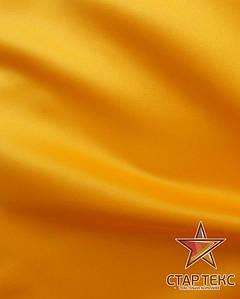 Атлас матовый прокатный Оранжевый