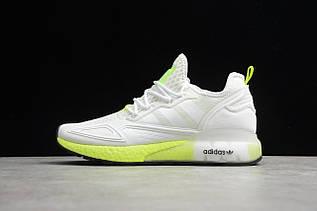 Кроссовки мужские Adidas ZX 2K Boost / ADM-3594 (Реплика)