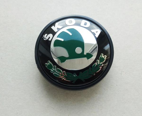 Колпачок на диск Skoda 65 мм.