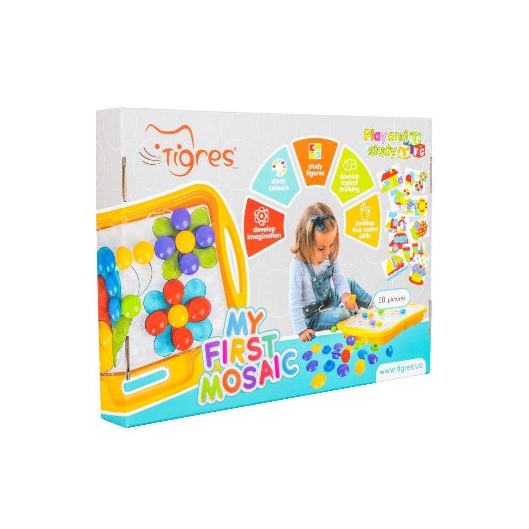 """Розвиваюча іграшка """"Моя перша мозаїка"""", 39370"""