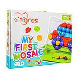 """Розвиваюча іграшка """"Моя перша мозаїка"""", 39370, фото 2"""