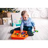"""Розвиваюча іграшка """"Моя перша мозаїка"""", 39370, фото 4"""