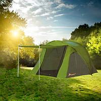 Туристическая палатка LANYU LY-1709 3-х местная