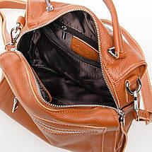 Сумка Женская Классическая кожа ALEX RAI 7-01 8759-9 natural, фото 2