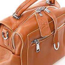 Сумка Женская Классическая кожа ALEX RAI 7-01 8759-9 natural, фото 3