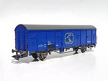 Marklin 4830 модель 2х осного критого вагона приналежності ÖBB, масштабу 1:87, H0